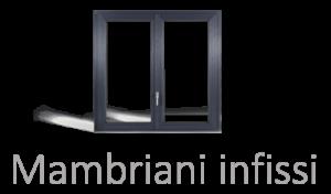 Logo sito Mambriani Infissi 3DbiagioLAB