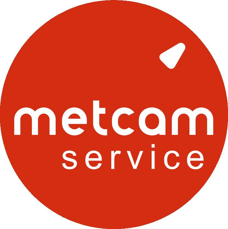 Logo metcam service 3DbiagioLAB