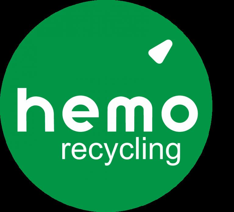 3dbiagiolab - azienda hemo recycling LOGO grafica