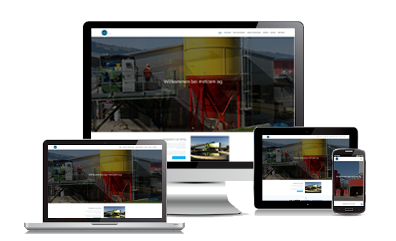 GRAFICA - mockup sito metcam ag - made by 3dbiagiolab