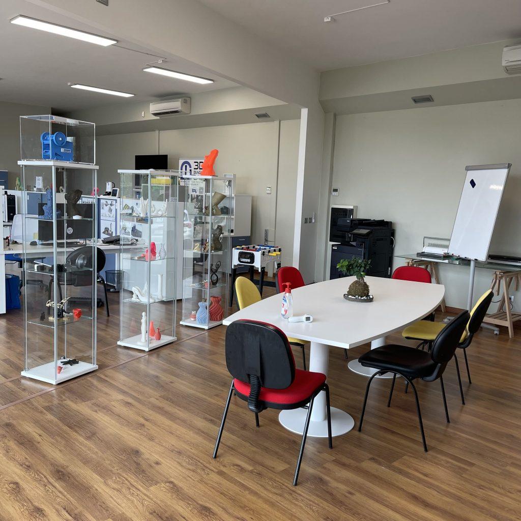 ufficio 3DbiagioLAB - pontesasso Fano