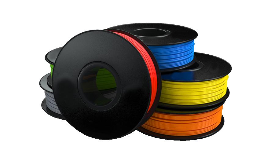 Filamenti modelli stampa 3D - 3dbiagiolab