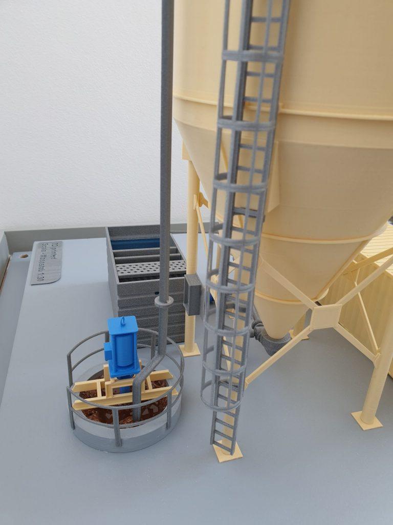 Modellino 3DbiagioLAB 13 - Bauma 2019 Tecnoidea