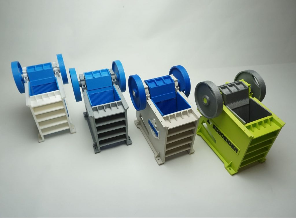 modellini frantoi stampa 3D - 3DbiagioLAB