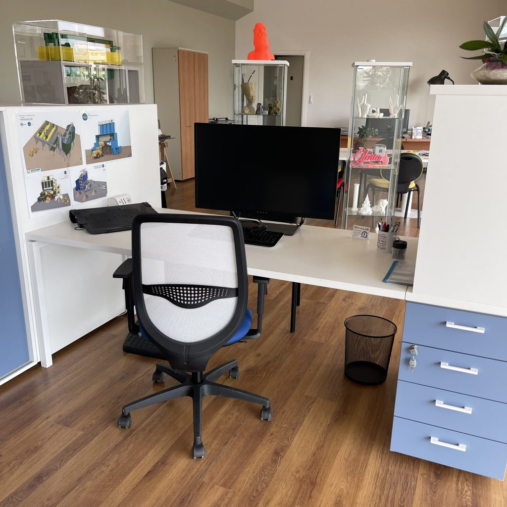 ufficio 3DbiagioLAB 2 - pontesasso Fano