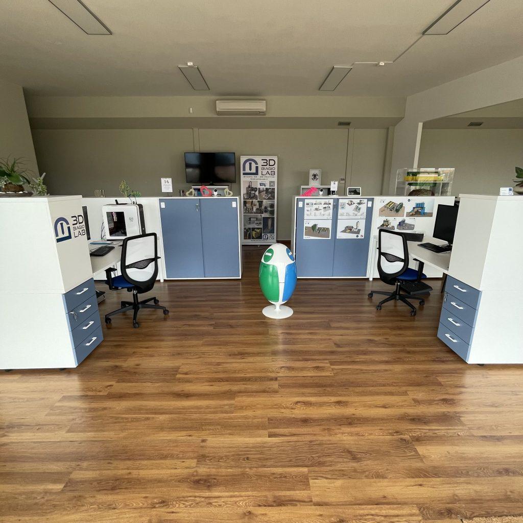 ufficio 3DbiagioLAB 3 - pontesasso Fano