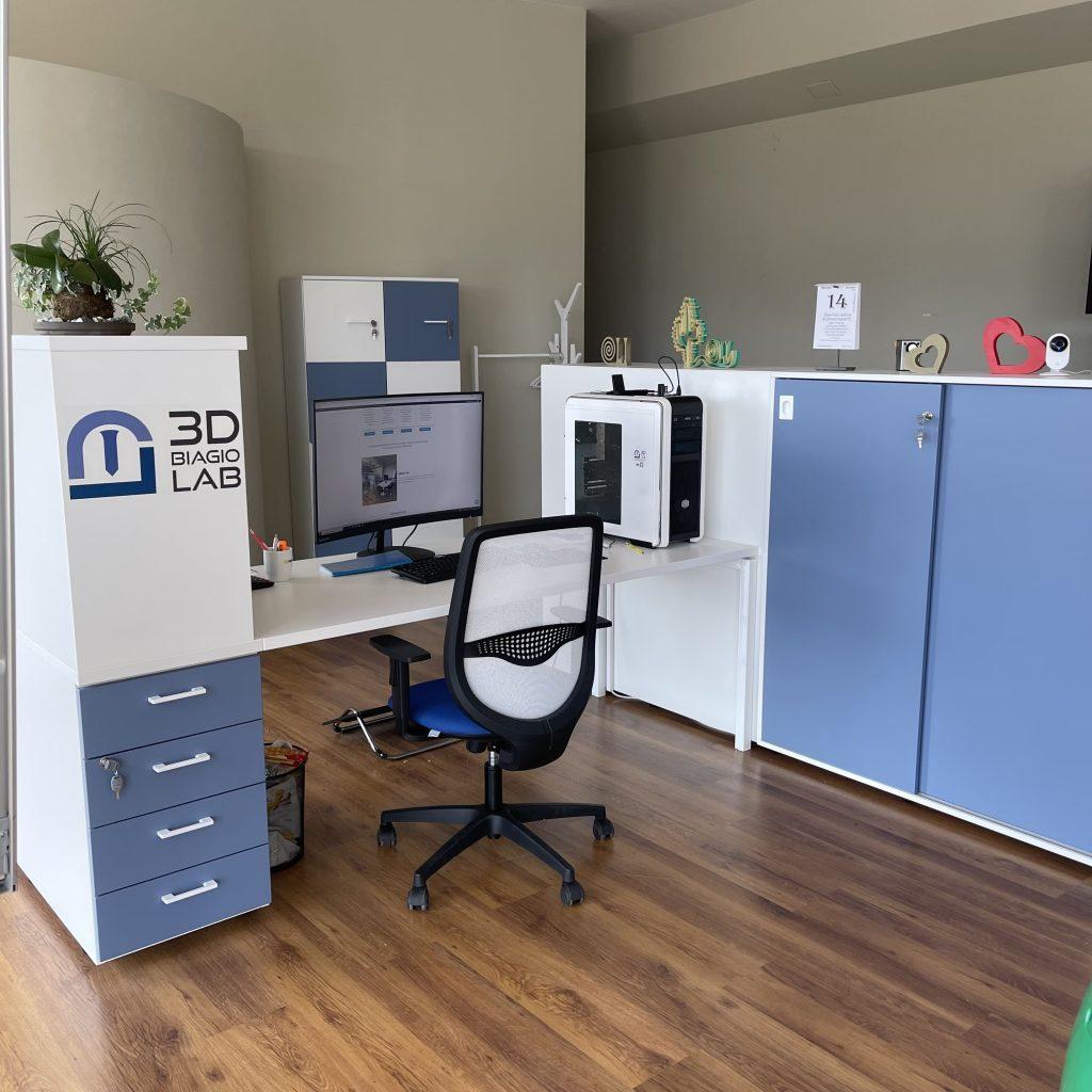 ufficio 3DbiagioLAB 4 - pontesasso Fano